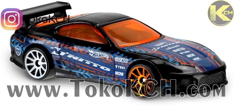 Toyota Supra 2016 >> Hot Wheels 2016 Toyota Supra Hitam